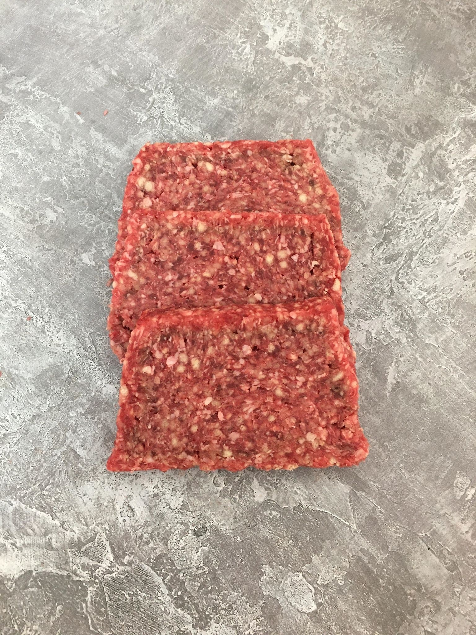 The Hungry Housewife's Eats Low Fat Square Sausage