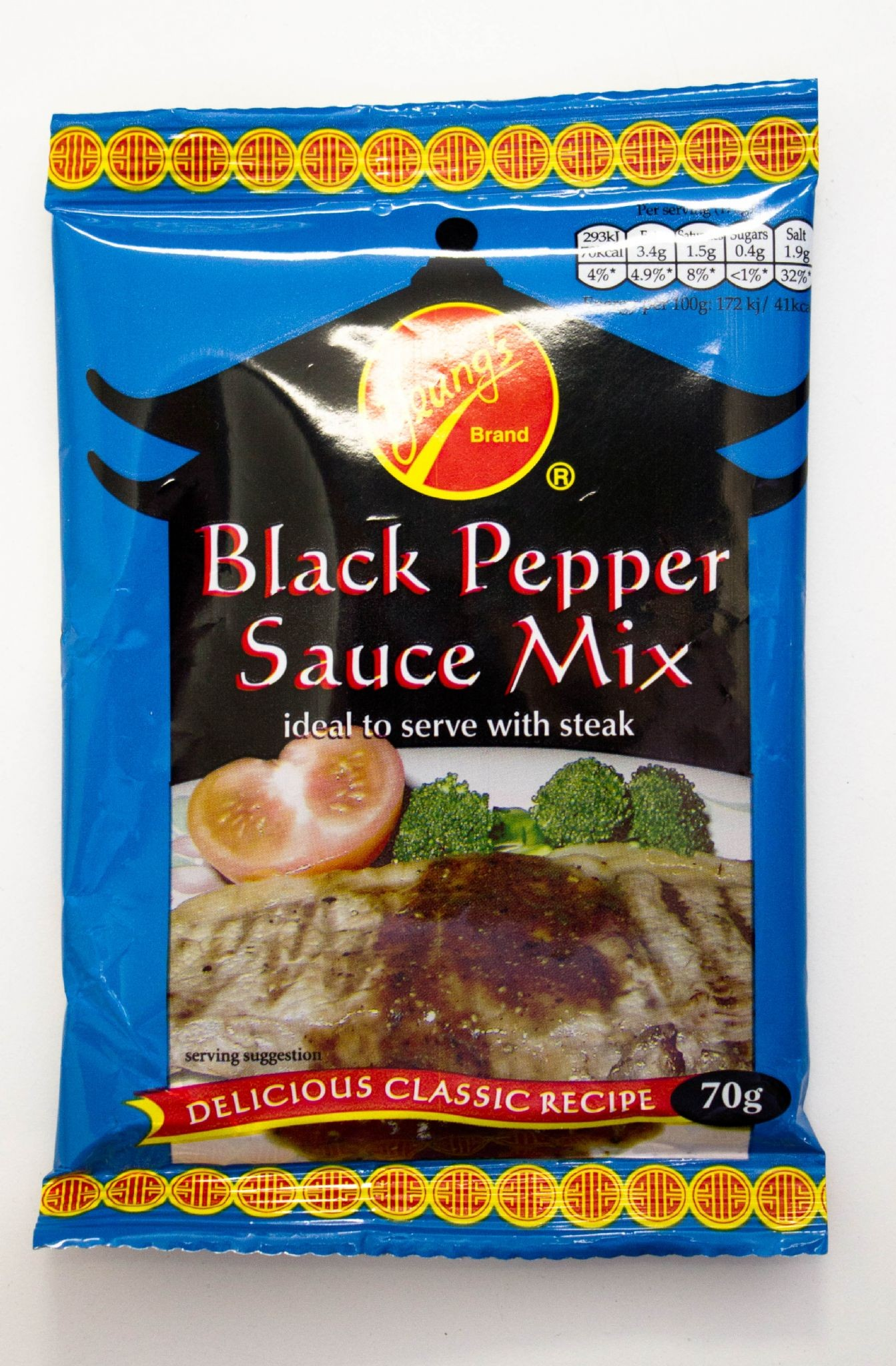 YEUNGS CHINESE BLACK PEPPER SAUCE
