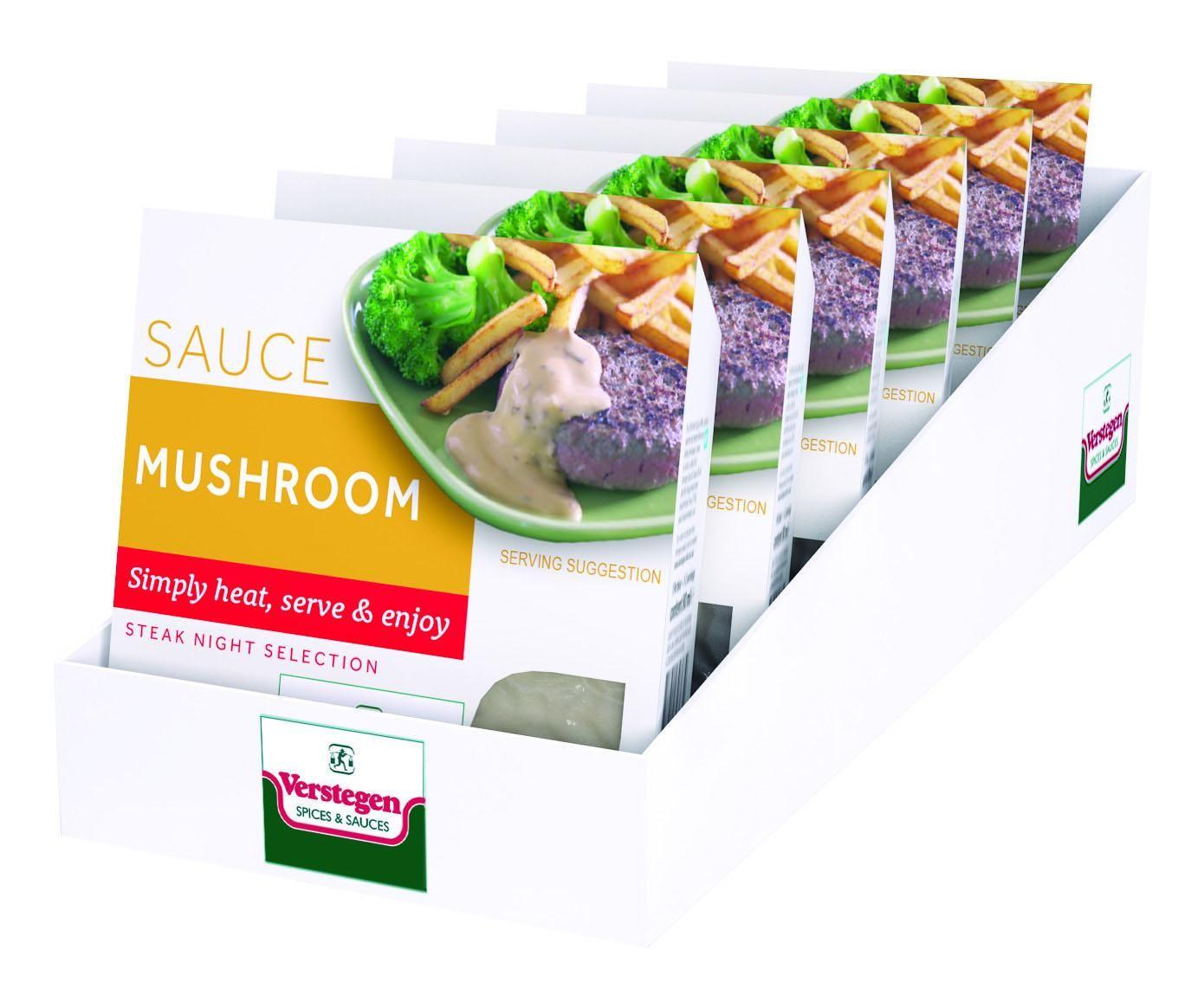 MUSHROOM - VERSTAGEN MICRO SAUCE