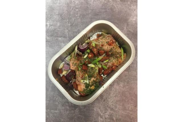 Chicken & Chorizo - Ready to Cook