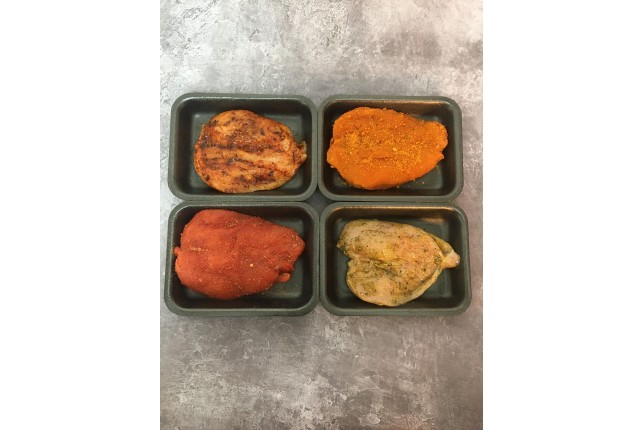 Marinated Chicken Breasts - Pack of 4