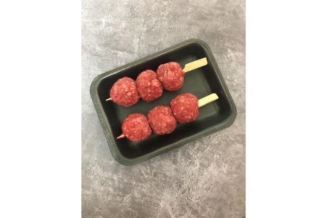 Beef Bon Bon Skewers - Packet of 2