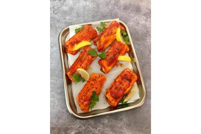 Sweet Chilli Chicken Burrito