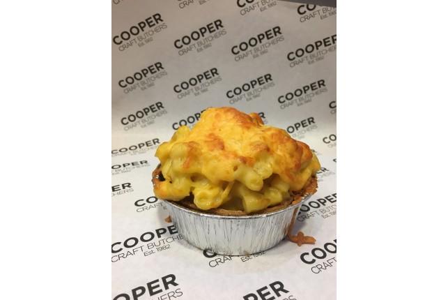 Macaroni  Cheese Pie