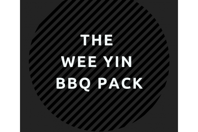 The Wee Yin BBQ Pack