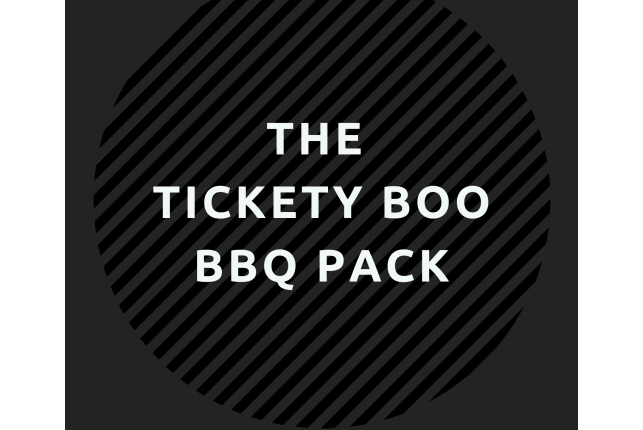 The Tickety Boo BBQ Pack