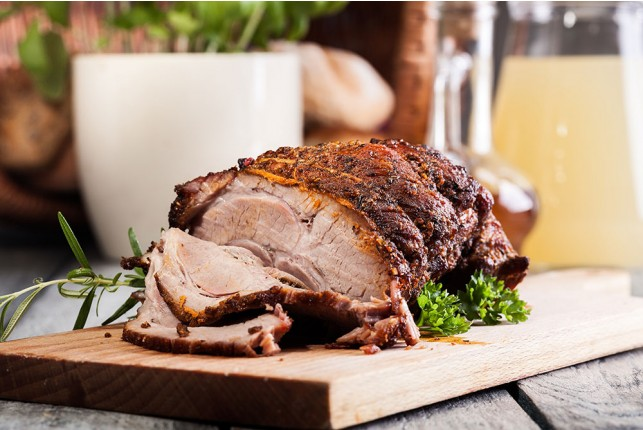 OWN ROAST PORK
