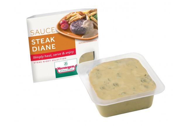 STEAK DIANE - Verstegen Micro Sauce